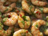 Chilli and Coriander Prawns recipe