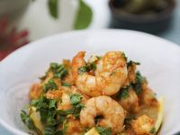 Chilli and Parsley Prawns recipe