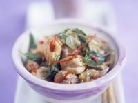 Chilli Chicken Bowl recipe