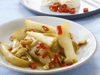 Chilli Pears recipe