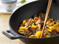 Chinese Beef Wok-fry recipe