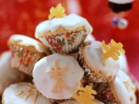 Chinese Character Cakes recipe