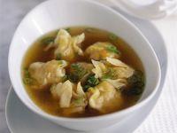 Chinese Dumpling Broth recipe