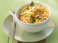 Chinese Egg Noodle Bowl recipe