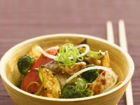 Chinese-Inspired Chicken and Vegetable Stir-Fry recipe