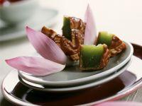 Lotus Seed Paste Cakes recipe