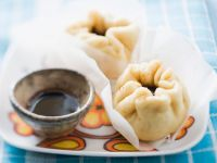Chinese Pork Dumplings recipe