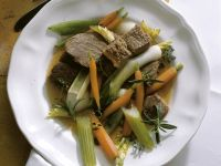 Chinese-Style Beef Hot Pot recipe