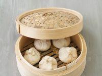 Chinese-style Pork Dumplings recipe