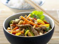 Chinese-style Pork Stir-fry recipe