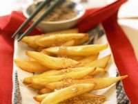 Chinese Sweet Potato Fries recipe