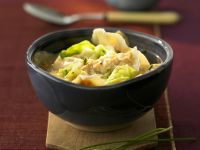 Chinese Wonton Broth recipe