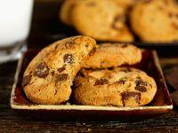Choc-chip Biscuits recipe