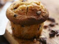 Choc-chip Palm Sugar Muffins recipe