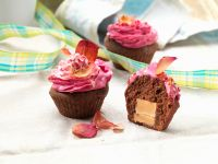 Choco Cakes with Fudge Centres recipe