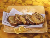 Choco-orange Cake Slices recipe
