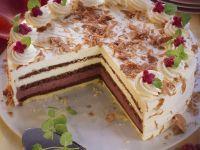 Chocolate and Elderberry Cream Torte recipe