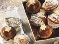 Chocolate and Ginger Muffins recipe