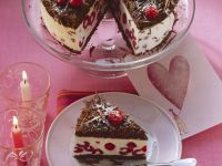 Chocolate and Raspberry Delice recipe