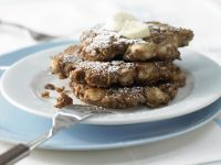 Chocolate Banana Fritters recipe