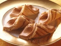 Chocolate Buttercream Rolls recipe