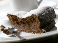 Rich Choc Torte Slice recipe