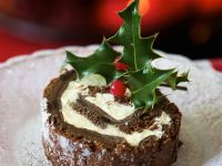 Festive Swiss Roll recipe