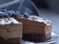 Choccy-berry Torte recipe