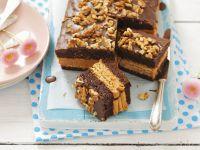 Chocolate Cake with Caramel Cream recipe