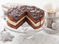 Chocolate Cake with Lemon Cream recipe