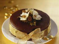 Chocolate Cake with Orange Marmalade Filling recipe