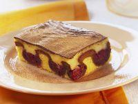 Chocolate Cherry Cream Cake recipe