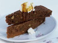 Chocolate Chestnut Cake recipe