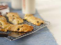 Chocolate Chip Pastry Braids recipe