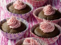 Chocolate Chip Raspberry Cupcakes recipe