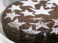 Chocolate Christmas Cake recipe