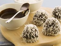 Chocolate Coconut Morsels