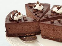 Chocolate Coffee Cheesecake recipe