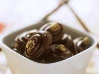 Chocolate-Coffee Truffles recipe