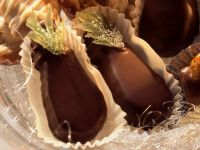 Chocolate Covered Dried Fruit and Marzipan Candies recipe