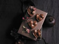 Chocolate Covered Macadamia Nuts recipe