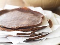 Chocolate Crêpes recipe