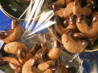 Chocolate Crescents recipe