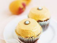 Chocolate Cupcakes with Apricot and Lemon Buttercream recipe