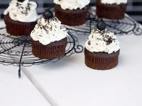 Chocolate Cream Cheese Muffins recipe