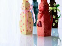 Chocolate Easter Bunnies recipe