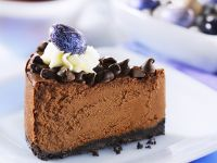 Chocolate Cheescake recipe