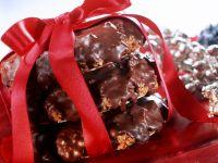 Chocolate Gingerbread Cookies recipe