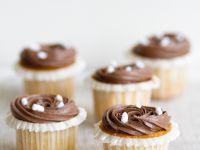 Chocolate Hazelnut Cupcakes recipe