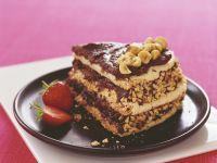 Chocolate Hazelnut Meringue recipe